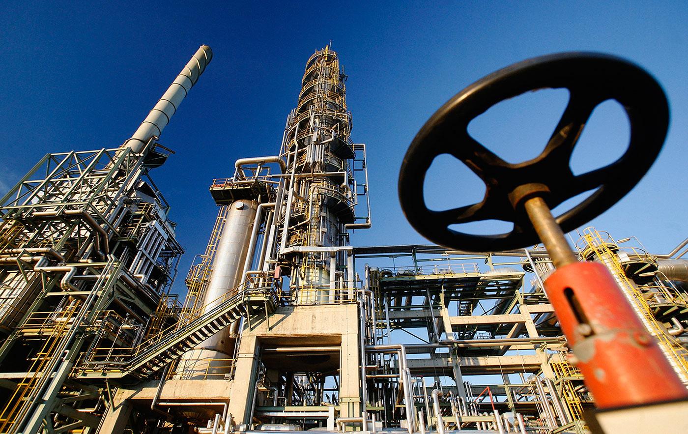 logisarm-refinery
